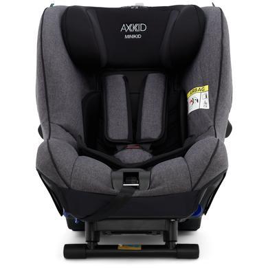 Image of AXKID Kindersitz Minikid 2.0 Premium Granite Melange