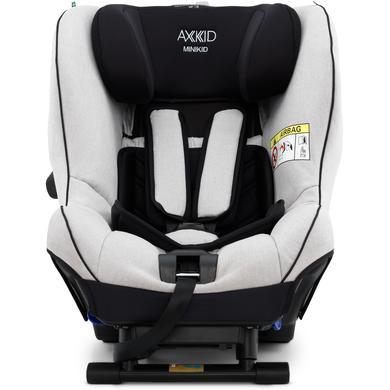 Image of AXKID Kindersitz Minikid 2.0 Premium Sky Grey