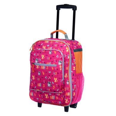 Kinderkoffer - sigikid® Trolley Waschbär COLORI - Onlineshop Babymarkt