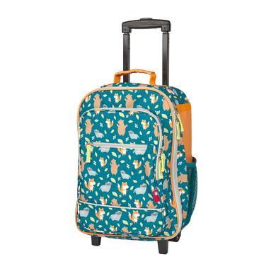 Kinderkoffer - sigikid® Trolley Fuchs COLORI - Onlineshop Babymarkt