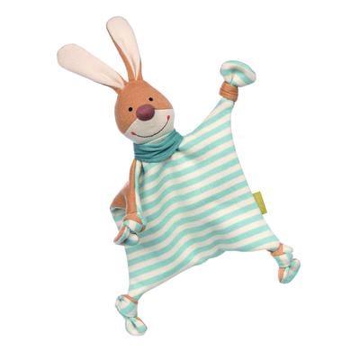 sigikid pletené šidítko králík zelený
