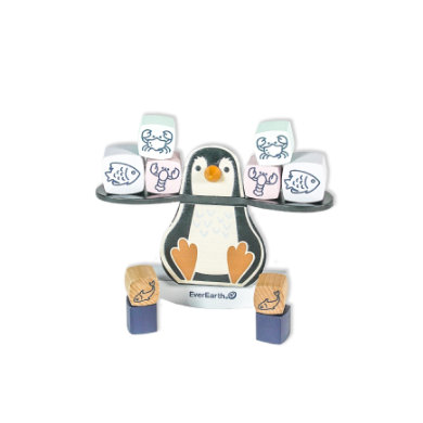 EverEarth hra Penguin Balancing