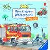 Ravensburger Mein Klappen-Wörterbuch: Fahrzeuge