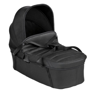Image of baby jogger Babywanne City Tour 2 Double Jet Schwarz