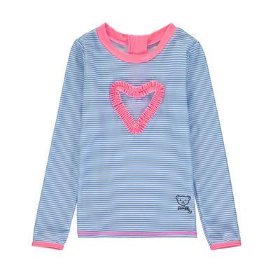 Image of Steiff UV Shirt, forever blue/pink