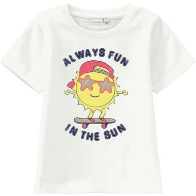 name it Jongens T-Shirt Nmmvux b right white