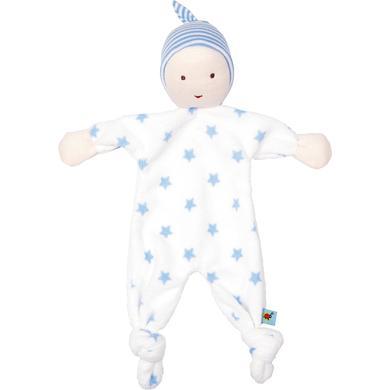 SPIEGELBURG COPPENRATH Mein erstes Schmusetuch hellblau - BabyGlück