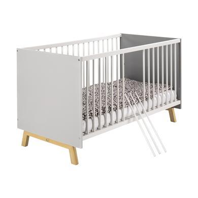 Kinderbetten - Schardt Kombi Kinderbett Vegas 70 x 140 cm  - Onlineshop Babymarkt