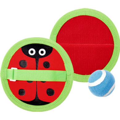 COPPENRATH Catchball set ladybird - Garden Kids