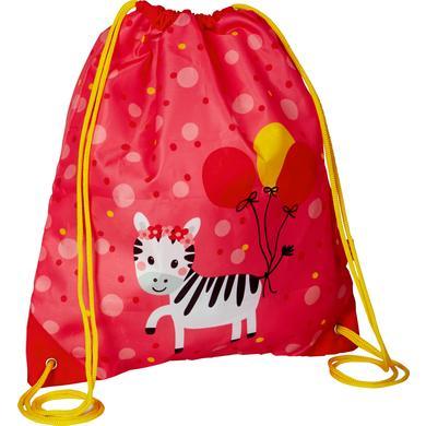 Sporttaschen - COPPENRATH Turnbeutel Zebra – Kleine Freunde - Onlineshop Babymarkt
