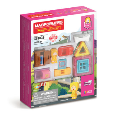 MAGFORMERS ® Maggys House Set