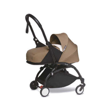 Image of BABYZEN Kinderwagen YOYO2 0+ Black/Toffee