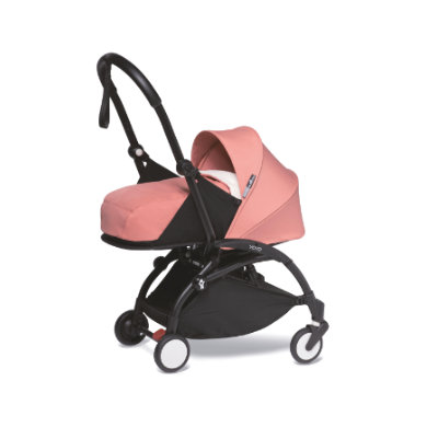 Image of BABYZEN Kinderwagen YOYO2 0+ Black/Ginger