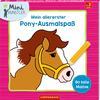SPIEGELBURG COPPENRATH Mini-Künstler: Mein allererster Pony-Ausmalspaß: 80 tolle Motive