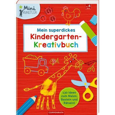 Image of SPIEGELBURG COPPENRATH Mini-Künstler: Mein superdickes Kindergarten-Kreativbuch