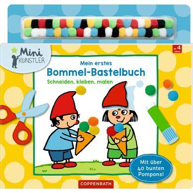 Image of SPIEGELBURG COPPENRATH Mini-Künstler: Mein erstes Bommel-Bastelbuch