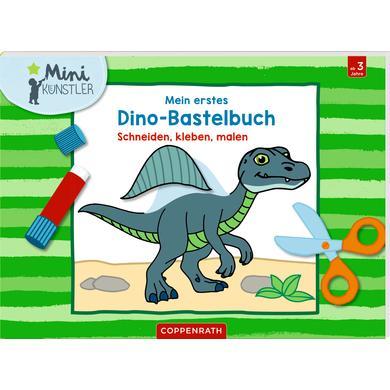 Image of SPIEGELBURG COPPENRATH Mini-Künstler: Mein erstes Dino-Bastelbuch