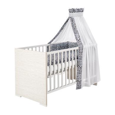Kinderbetten - Schardt Kombi Kinderbett Capri White 70 x 140 cm  - Onlineshop Babymarkt
