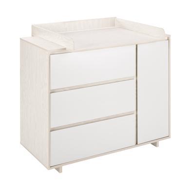Wickelmöbel und Zubehör - Schardt Wickelkommode Capri White  - Onlineshop Babymarkt