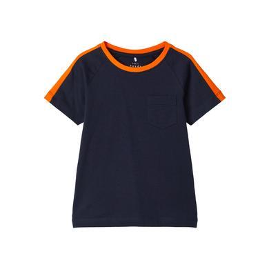 name it T-Shirt NMMVASTI Dark Sapphire