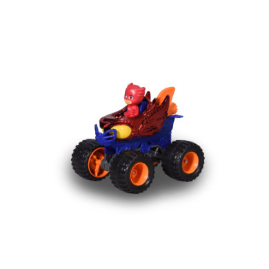 DICKIE Toys PJ Masks Single Pack Owlette Mega Wheelz