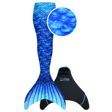 XTREM Toys and Sports - FIN FUN Mořská panna Mermaidens Arctic Blue