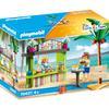 PLAYMOBIL ® Familiesjov strandkiosk