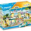 PLAYMOBIL® Family Fun Figurine beach hôtel 70434