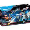 PLAYMOBIL® Galaxy Police Figurine véhicule policiers de l'espace 70018