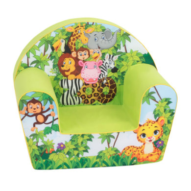 Sitzmöbel - knorr® toys Kindersessel Jungle  - Onlineshop Babymarkt