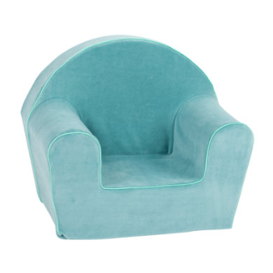 Sitzmöbel - knorr® toys Kindersessel Soft mint  - Onlineshop Babymarkt