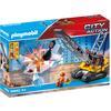 PLAYMOBIL® CITY ACTION Seilbagger mit Bauteil