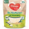 Milupa Reisflocken Bio Getreidebrei 180 g nach dem 4. Monat