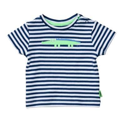 Babyoberteile - STACCATO T–Shirt dark tinte gestreift - Onlineshop Babymarkt