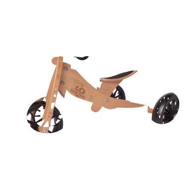 Dreirad - Kinderfeets® 2 in 1 Dreirad Tiny Tot, Bambus - Onlineshop