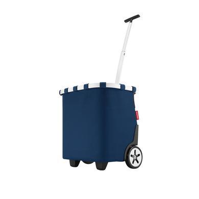 reisenthel přepravka na kolečkách tmavě modrá