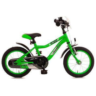 Kinderfahrrad - Bachtenkirch Kinderfahrrad 14 JeeBee, grün schwarz - Onlineshop