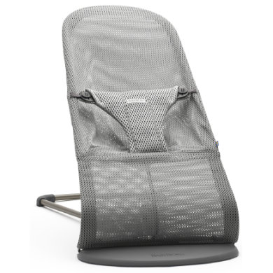 BABYBJÖRN Lehátko Bouncer Bliss Grey Mesh