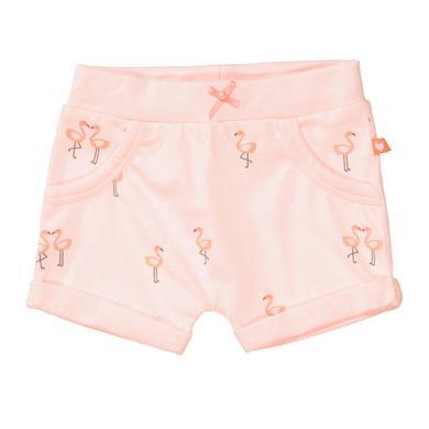 Babyhosen - STACCATO Shorts soft peach gemustert - Onlineshop Babymarkt