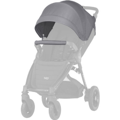Britax Römer set B-Motion  B-Agile Steel Grey