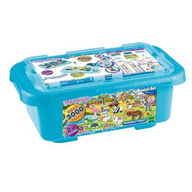 Aquabeads® Mega Bastelbox Safari