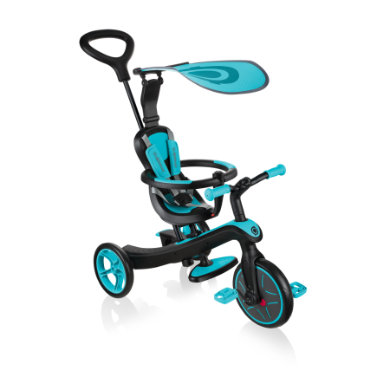 AUTHENTIC SPORTS Globber Explorer Trike 4 v 1 světle modrá