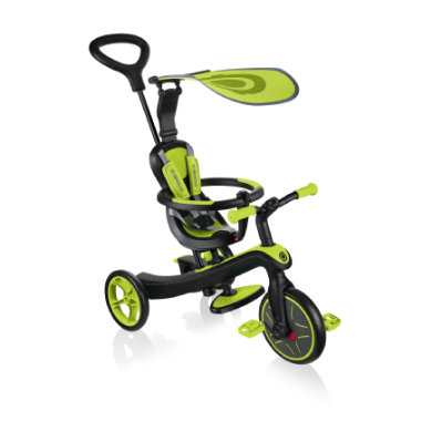 AUTHENTIC SPORTS Globber Explorer Trike 4 v 1 vápno