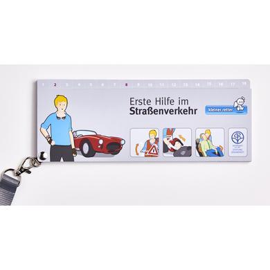 Image of kleiner Retter Erste Hilfe im Straßenverkehr