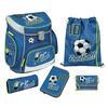Scooli školní aktovka Fotbal, 5-dílný set