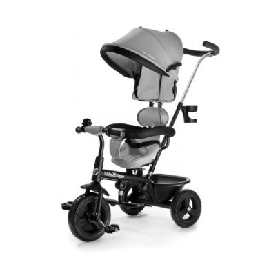 Dreirad - Baby Tiger by Kinderkraft Dreirad Fly grey - Onlineshop