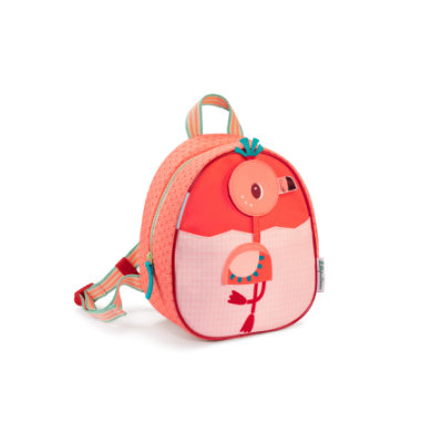 Kinderrucksaecke - Lilliputiens Rucksack – Anaïs Flamingo - Onlineshop Babymarkt
