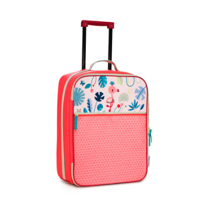 Lilliputiens Reisekoffer - Anaïs Flamingo