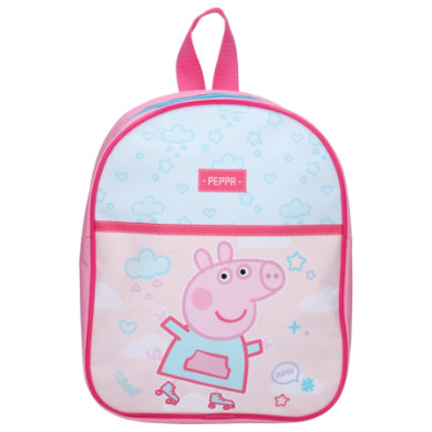 Kinderrucksaecke - Vadobag Rucksack Peppa Pig Roll with me Small - Onlineshop Babymarkt
