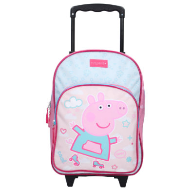 Kinderrucksaecke - Vadobag Trolley Rucksack Peppa Pig Roll with me - Onlineshop Babymarkt